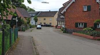 In Eichwaldstraße und Webergasse sollen Anfang Juli die Sanierungen westlich der Griesheimer Straße beginnen.