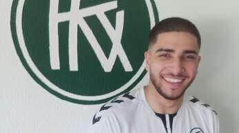Samy Madihi ist zurück beim KFV.