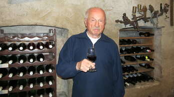 Horst Bürkle ist für 70 Jahre Mitgliedschaft im Tischtennisclub Fessenbach geehrt worden.