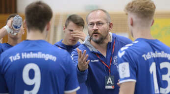 Thomas Schuppan trainiert künftig das Südbadenliga-Team des TuS Helmlingen.