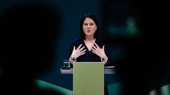 Sieht das Schwinden des Grundkonsenses in der Gesellschaft mit Sorge: Annalena Baerbock, Kanzlerkandidatin der Grünen. Gemeint ist zuvorerst die ökologische Transformation. Aber wie sieht es beim Thema Zuwanderung?