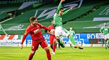 Brisantes Kellerduell: Der FC Augsburg empfängt Werder Bremen.