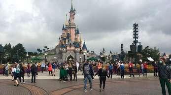 Der Freizeitpark Disneyland Paris öffnet wieder.