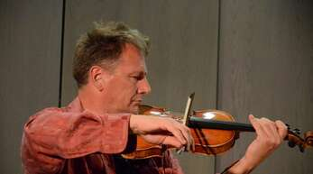 Ein leidenschaftlicher Musiker: Wolfgang Joho.