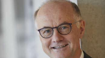 Winfried Lieber war bis Ende Mai 2021 Rektor der Hochschule Offenburg.