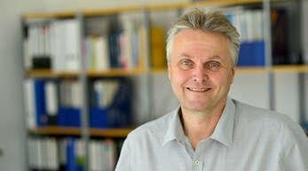 Hesso Gantert, der scheidende Geschäftsführer der Ortenauer Energieagentur.