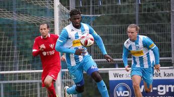 Der SV Oberachern darf am Sonntag in Stegen 350 Zuschauern spielen.