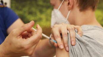 Ortenauer Kinderärzte werden sich an die Empfehlung der Ständigen Impfkommission halten und bevorzugt Jugendliche impfen, die eine schwere Vorerkrankung haben.