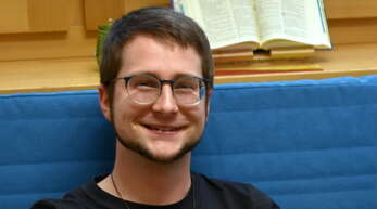 Pastoralreferent Adrian Schledorn hat Jugendliche auf dem Weg zur Firmung begleitet.