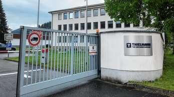 Zurück zur Tagesordnung: Hausachs ältestes Industrie-Unternehmen ist wieder auf Kurs. Am Montag gab es allerdings nur schriftliche Neuigkeiten.