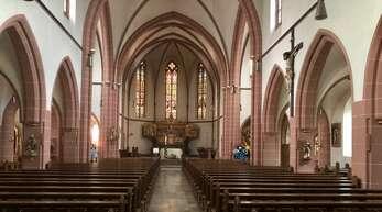Katholische Kirche Hausach