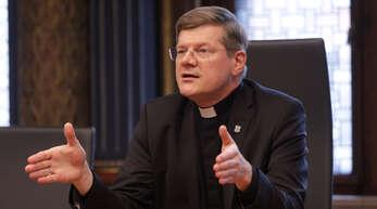 Stephan Burger, der Erzbischof des Erbistums Freiburg, im Interview.