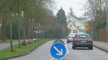 Anlieger der Eckartsweierer Straße in Marlen haben eine Petition zur Einführung von Tempo 30 auf der Straße gestartet.
