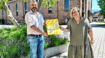 Frank Hodapp und Susanne Fink sind die Organisatoren der Sommerkonzerte.