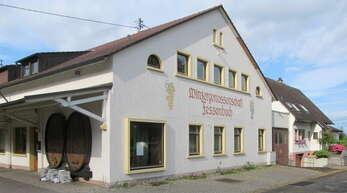 Die Alte WG in Fessenbach soll zu einem Dorfzentrum umgebaut werden. Gescheitert sind nun allerdings die Pläne, ein Dorfladen-Café zu integrieren.