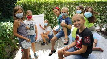 Schon 2020 gab es viele attraktive Angebote für Kinder beim Sommerspaßprogramm