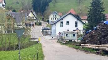 Neubaugebiet Halderweg in Welschensteinach
