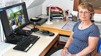 Als Leiterin der Erlacher Aurainschule ist Vera Ronberg aktuell für 36 Kinder zuständig. Zum Schuljahresende geht die erfahrene Pädagogin in den Ruhestand.