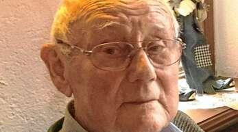 Gipsermeister Hans Billharz war Ehrenmitglied des TV Haslach.