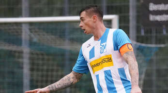 Will mit dem SV Oberachern den Pokal holen: Kapitän Nicola Leberer.
