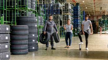 Für den neuen Standort Gengenbach von FIEGE Industry & Tires werden Lagermitarbeiter*innen und Lagerhelfer*innen gesucht.
