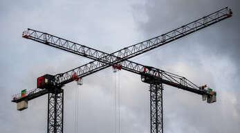 Trotz steigender Preise für Baumaterialien: Der Bauboom hält an.