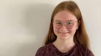 Natascha Müller landete beim Akkordeon-Musikpreis in ihrer Altersgruppe auf Platz zehn.