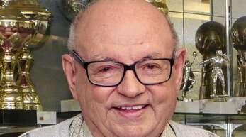 Herbert Huber war Acherns letzter selbständiger Uhrmachermeister. Er wurde 90 Jahre alt.