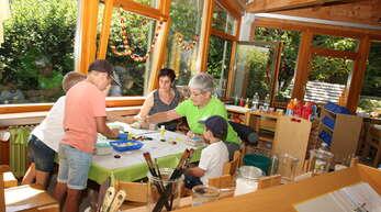 Im Familienzentrum St. Josef gibt es aktuell 132 Betreuungsplätze. Der Bedarf ist aber größer. Kurz- und langfristig sollen neue Plätze geschaffen werden.