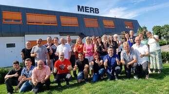 Hier fühlt man sich wohl: Die Mittelbadische Entsorgungs- und Recyclingbetriebe GmbH sind wie eine große, dynamische Familie.