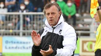 Alexander Fischinger sagte dem SC Sand schweren Herzens für die neue Saison als Trainer ab. Der 57-Jährige konzentriert sich auf seine Fußball-Schule.