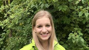 Isabel Rutkowski von der Landjugend Einbach.