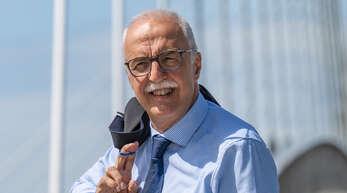 Kehl wählt 2022 einen Nachfolger für Toni Vetrano.