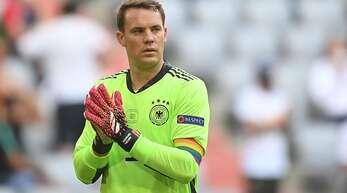 Manuel Neuer trägt die Regenbogen-Kapitänsbinde nicht zum ersten Mal.