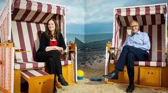 So entspannt wird es für die linken Spitzenkandidaten Janine Wissler und Dietmar Bartsch im kommenden Bundestagswahlkampf sicher nicht zugehen.