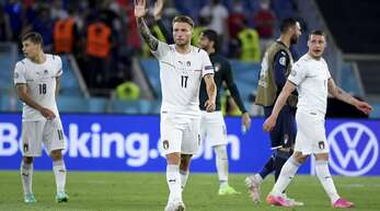 Italien hat die Türkei zum Auftakt der Europameisterschaft mit 3:0 besiegt.