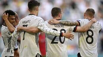 Erreicht Deutschland bei der EM 2021 das Achtelfinale?