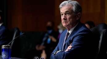 Vorsichtig optimistisch: US-Notenbankchef Jerome Powell.