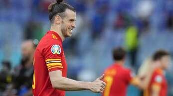 Wales-Superstar Gareth Bale hätte auch für England spielen können. Seit 2006 steht er für Wales auf dem Platz.