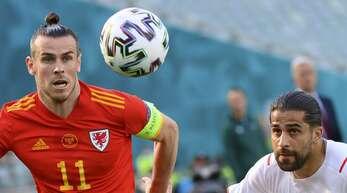 Wer Wales gegen die Schweiz schauen will, muss sich einen Zugang bei MagentaTV sichern.