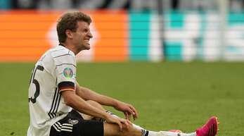 Thomas Müller droht bei der EM 2021 gegen Portugal auszufallen.