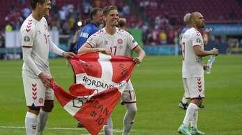 Dänemark trifft im Viertelfinale der EM 2021 auf Tschechien.