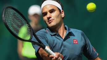 Roger Federer will sich noch nicht von der großen Bühne verabschieden.