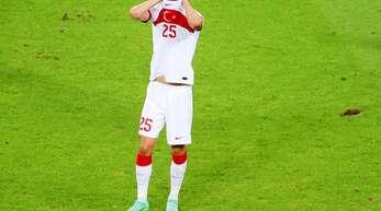 Der türkische Spieler Mert Müldür will nichts mehr sehen und hören.