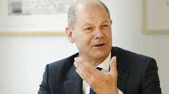 Olaf Scholz muss aufholen, wenn er Angela Merkel im Kanzleramt beerben will.