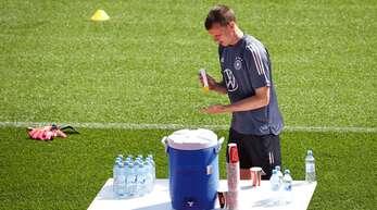 Lukas Klostermann wird dem DFB bei der EM 2021 vorerst fehlen.