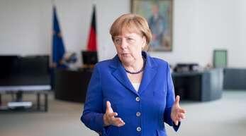 Wer bezieht nach Angela Merkel das Kanzlerinnen-Büro?