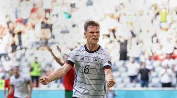 Joshua Kimmich ist ehrgeizig und tonangebend innerhalb des DFB-Teams.