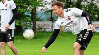 Stefan Konprecht freut sich mit dem FBC Offenburg auf den ersten Heimspieltag seit über zwei Jahren.