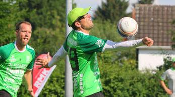 Timo Ehret (vorne) und Sven Muckle haben den Heimvorteil mit der FG Griesheim genutzt und zwei Siege eingefahren.